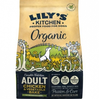 Lily´s Kitchen Organic Adult Chicken
