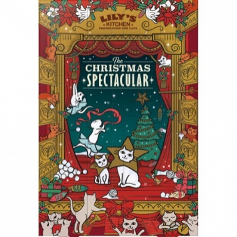 Jul! Lily´s Kitchen Christmas Advent Calender for Cats