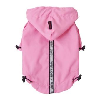Puppia Base Jumper Rain Coat Rosa