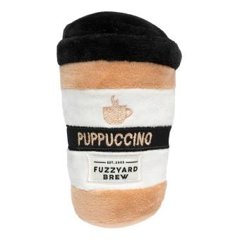 FuzzYard Plyschleksak - Puppuccino