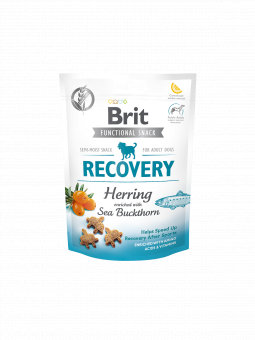 Brit Functional Snack Recovery Herring