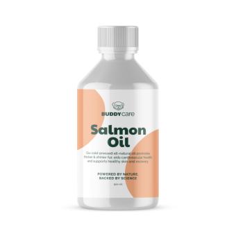 Buddy Salmon Oil