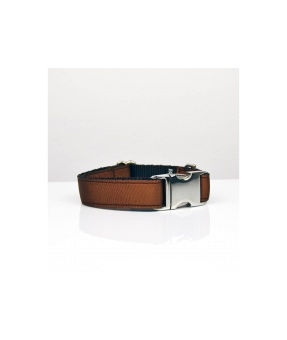Brott Solid Brown collar