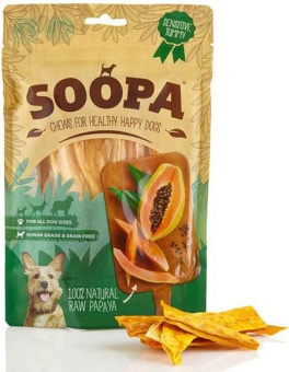 Soopa Papaya treats