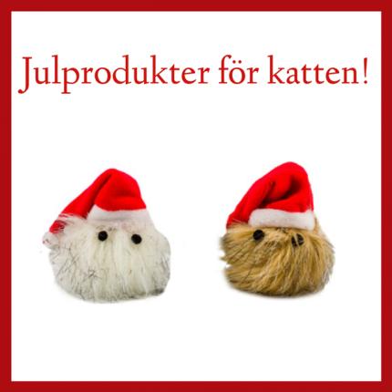 Julprodukter för katten!