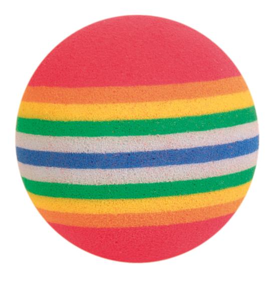 Trixie Regnbågsboll