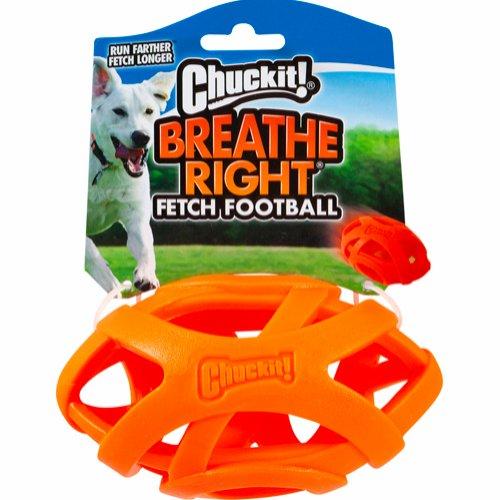 CHUCKIT Breathe Right Fetch Football